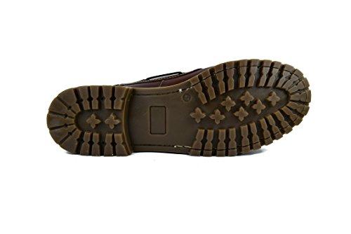 Zapatos Náuticos Tan Grandes Casuales 50 Tallas Zerimar para Zapatos Hombre Hombre Vestir Mocasines Hombre 47 Zapatos Hombre 4w5TxqB
