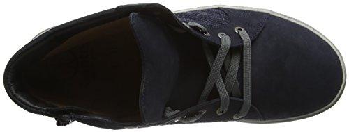 Ganter Helena, Weite H - Zapatillas Mujer Azul - Blau (navy 3100)