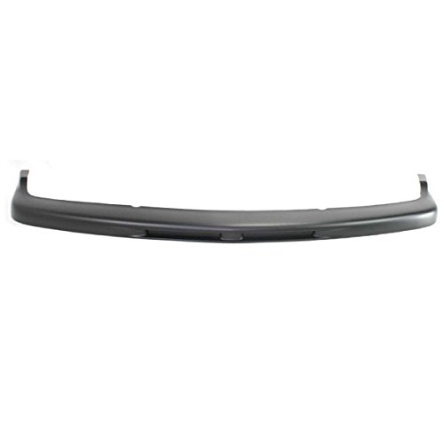 Partomotive For 00-06 Chevy Suburban Front Upper Bumper Cover Face Bar Filler Retainer GM1051107