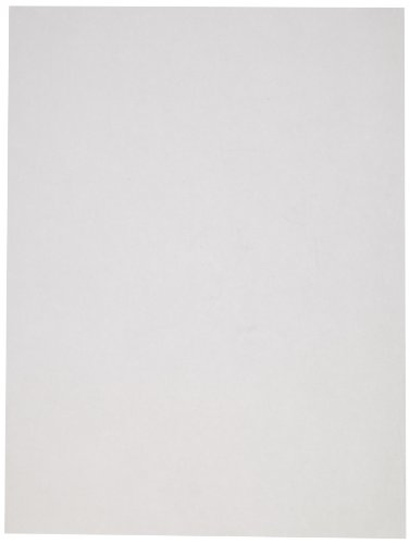 Sax Sulphite Drawing Paper, 60 lbs, 9 x 12 Inches, Extra-White, Pack of 500 by Sax