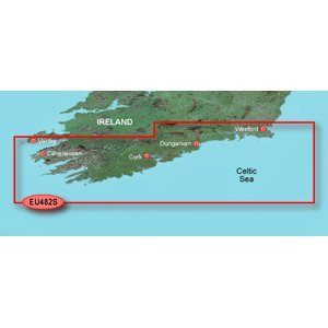 Garmin Bluechart G2 - HXEU482S - Wexford To Dingle Bay - MicroSD & SD by Garmin