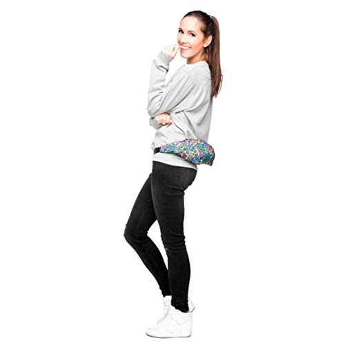 Fashion Belt Sports Hiking Zipper Red Bag Pack Running Kanpola Pouch Waist Multicolor1 Fanny gnFHaqRW