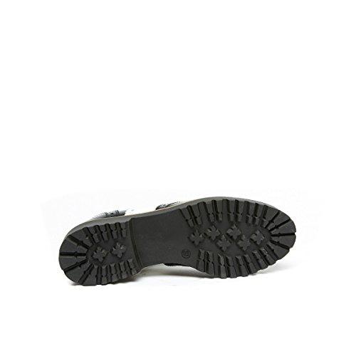 Frank Bianco Chaussures Daniel Oxford Femme Ville Pour e Lacets de à Nero PxPrUTdqwE