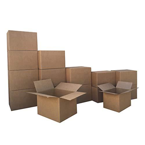AmazonBasics Moving Boxes SmallMedium