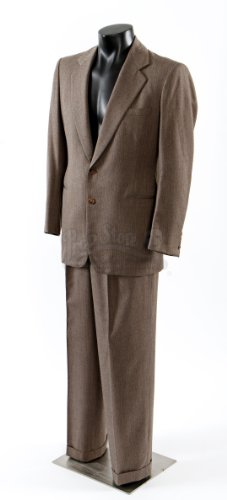 Original Movie Prop - Dead Men Don't Wear Plaid - Rigby Reardon (Steve Martin) Costume Suit - (Rigby Costume)