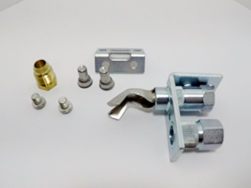 Universal Pilot Assembly to fit/replace most pilot assemblies for Lp & natural gas