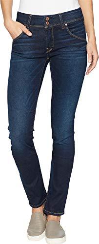 HUDSON Women's Collin Supermodel Mid-Rise Skinny Jeans in Fullerton Fullerton 27 32 32
