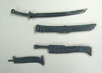 Unit Samurai Sword - 1