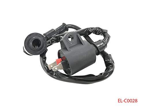 Ignition Coil for Kawasaki Bayou 220 400 KLF220 KLF400 4X4 ()