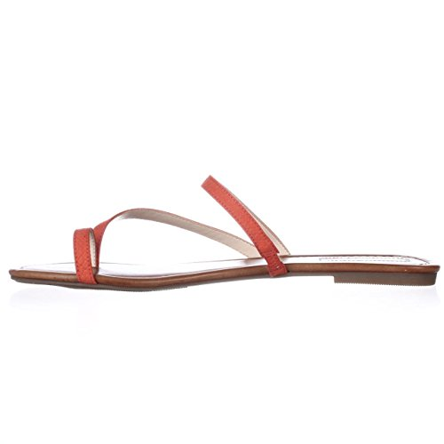 INC International Concepts Misty - Sandalias de vestir de Material Sintético para mujer naranja Papaya