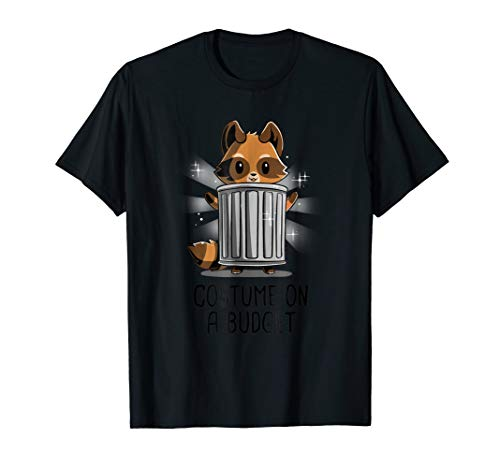 Costume On A Budget Cute Fox T-Shirt for