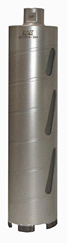 (Concord Blades CBD02500HP 2-1/2 Inch Laser Welded Dry/Wet Diamond Core Drill Bit)
