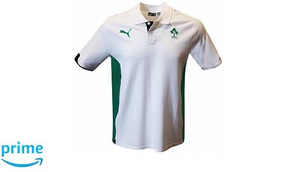 Irlanda IRFU Rugby Polo para Hombre: Amazon.es: Deportes y aire libre