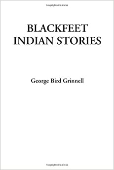 Book Blackfeet Indian Stories