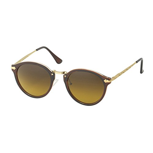 Eagle Eyes TALIA Womens Sunglasses -Iconic P3 Style with Elegant Filigree - Style Futuristic 50s