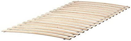 Ikea somier luröy Fino Marco de Madera en 80 x 200 cm – 17 Muelle de schichtverleimter Abedul