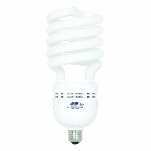 Feit Electric High Lumen Twist CFL 300W Equivalent Soft White 2700K Light Bulb (ESL65TN)