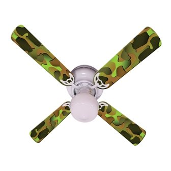 ceiling fans for boys rooms - 1