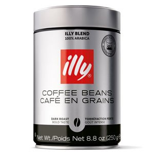 illy - Whole Bean Coffee - Dark Roast - 8.8 oz (250g) - Case Pack of 6 by Illy (Image #6)