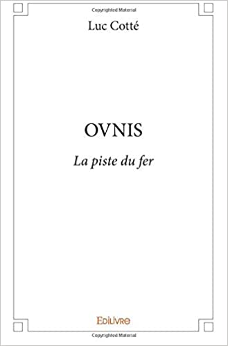Amazon Fr Ovnis Luc Cotte Livres