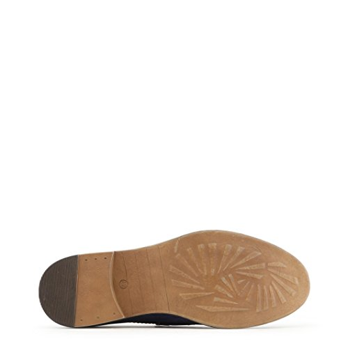 Sur Chaussures Glisser Marron Homme LAPO Loafer Made Italia in Penny Mocassins BqzUY