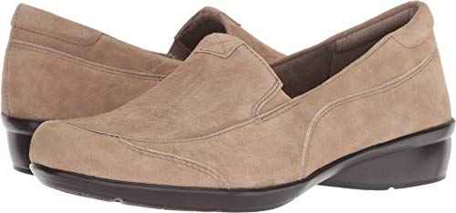 Women's Oatmeal 234 Suede Loafer Channing Naturalizer dgYvnq6d