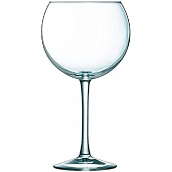 4764d3b14a8 Arc International Luminarc Cachet Red Wine Glass(Set of 4), 20 oz, Clear