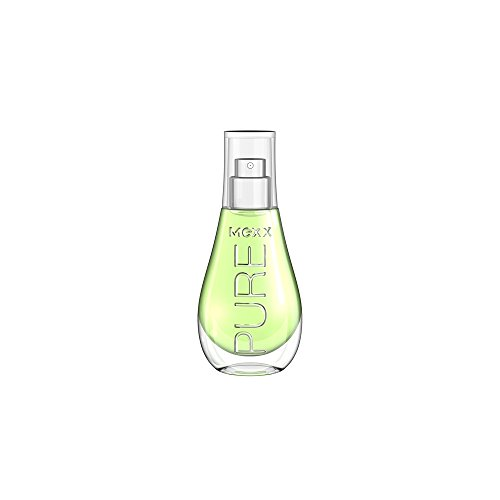 Mexx Pure Woman – Eau de Toilette Natural Spray – Fruchtiges Damen Parfüm mit Granatapfel, Sandelholz und Vanille – 1 er Pack (1 x 30ml)