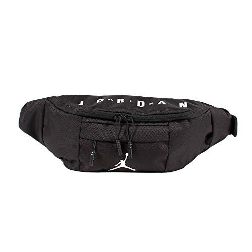 Jordan Air Crossbody Bag (One Size, Black)