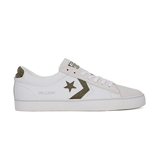 42 Leather White 5 Vulc Pro Converse Star Ox Eu RAxn0Zwaqw