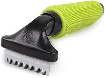 Dog Deshedding Tool Pet Grooming Brush for Dogs Cats Pet Dematting Comb Reduce Shedding
