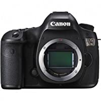 Canon EOS 5DS (Black) Digital SLR Camera (Body Only)