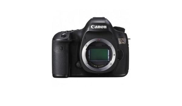 Canon EOS 5DS (Negro) cámara réflex Digital (Solo Cuerpo): Amazon ...