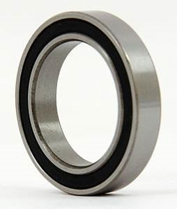 VXB Brand Special Non Standard Bearing 20x40x12 20mmx40mmx12mm Material: Chrome Steel Closures: Rubber Seals from VXB