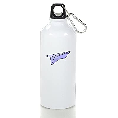 Qing111 Paper Airplane Aluminum Outdoor Sports Kettle