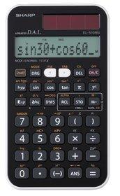 SHARP 1 Line Scientific Calculator / EL-510RNB /