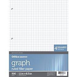 500 Sheet Notebook - 8
