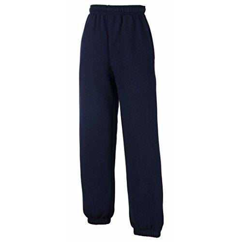 Fruit of the Loom Kids Classic 80/20Jog pantalones Deep Navy