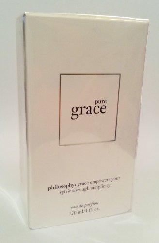 Philosophy Pure Grace Eau De Parfum Perfume 4 Fl Oz 120ml SEALED/BOXED