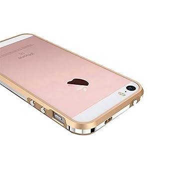 5b3089ace9 iPhone 5 5s SE スマホケース バンパー アルミ アイフォン 5sケース 5ケース SEケース 5スマホケース