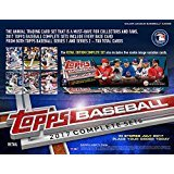 #2: 2017 Topps Complete Baseball Factory Set of 700 Cards (+5 Bonus Rookie Cards)