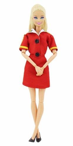 Air H (Red Air Hostess Costume)