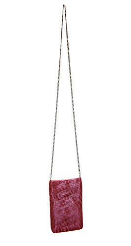 Burgundy amp; Phone Crossbody Davis Whiting WD by zx7wH8