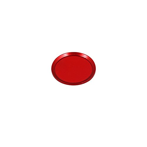 iPhone7 Home Button Sticker Support Fingerprint Indentification Touch ID RED , BLLQ...