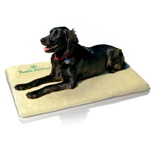 Nikken Pet Pad with Far-Infrared Technology for Cats and Dogs Bedding by Nikken