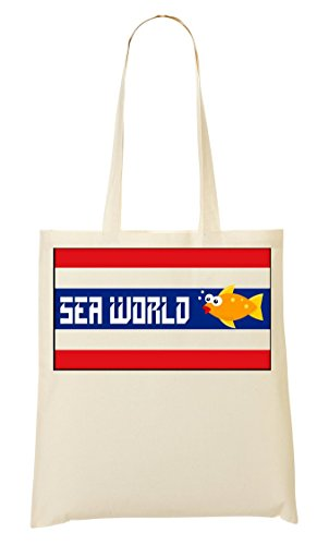 Bangkok World Handbag Shopping Bag