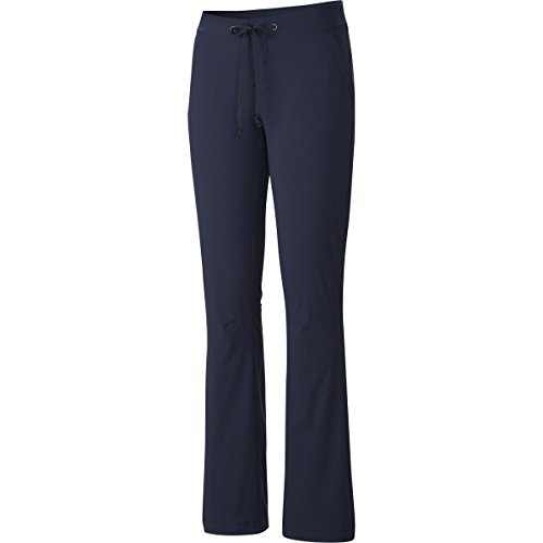 Columbia Women's Anytime Outdoor Boot Cut Pant, Nocturnal, 8 Regular
