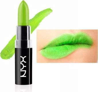 NYX Macaron Pastel Lippies Lipstick - Key Lime : MALS03