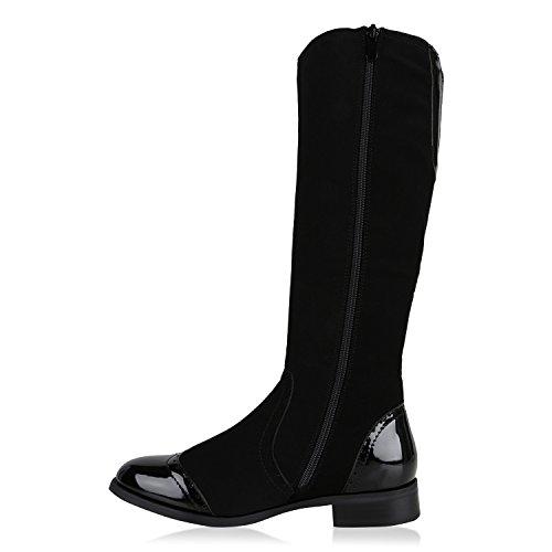 Stiefelparadies Women's Boots Black RNcqTW