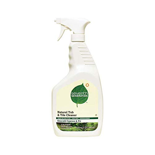 Seventh Generation Tub and Tile Emerald Cypress and Fir, 32 Fluid Ounce